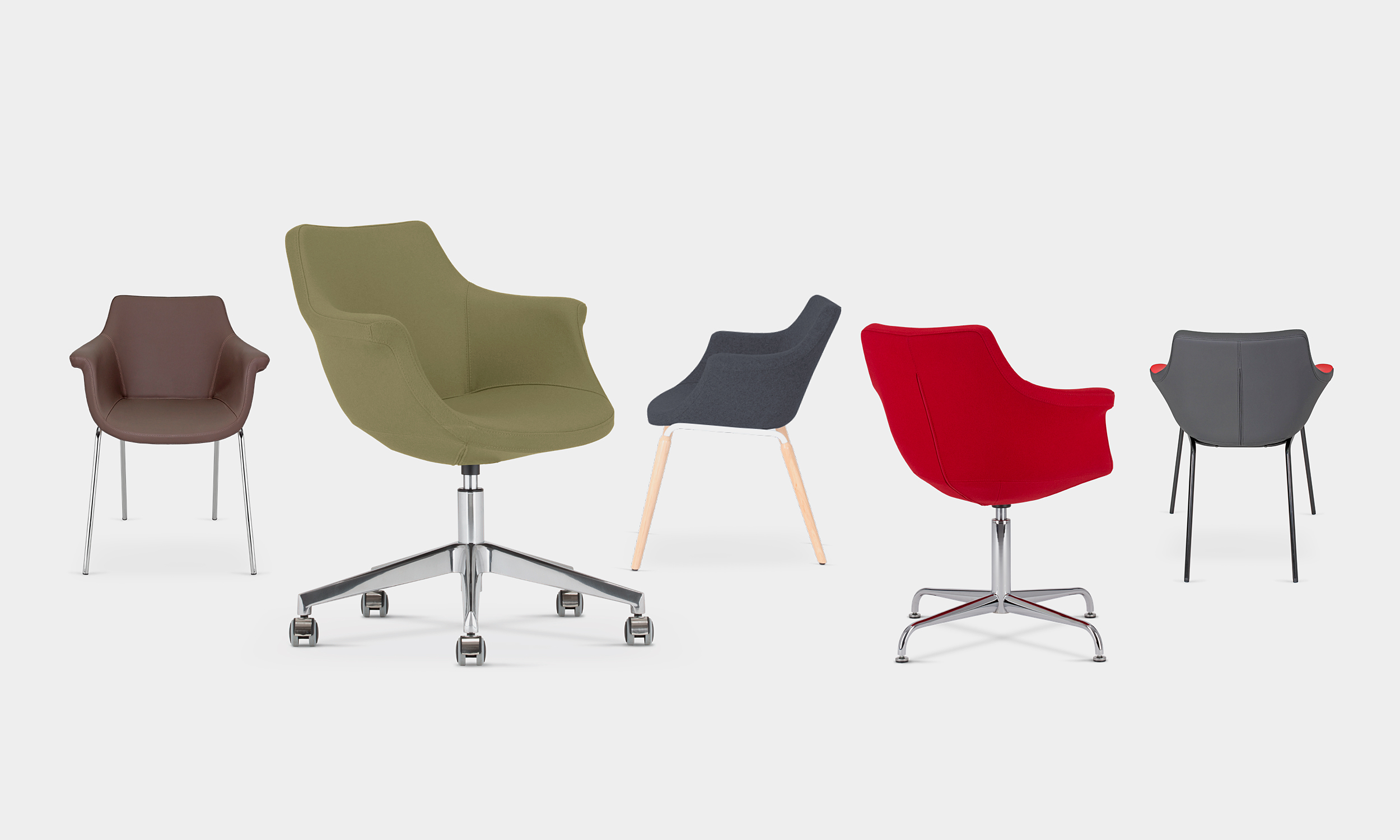 kaika office chairs